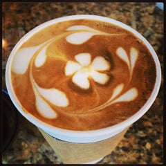 Photo taken at Rock Espresso Bar by Sandeep R. on 10/1/2014