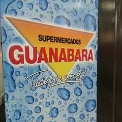 Photo taken at Supermercados Guanabara by Simone M. on 3/15/2013