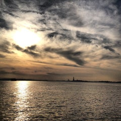Photo taken at Battery Park by Andre L. on 12/15/2012