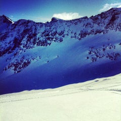 Photo taken at Blackcomb Glacier by Scott on 4/13/2013