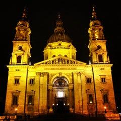 Photo taken at Szent István Bazilika by Mario G. on 2/6/2013