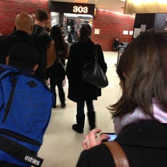 Photo taken at Gate 303 by Alvin U. on 11/7/2012