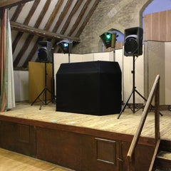 Photo taken at The Tythe Barn by Neil O. on 3/9/2013