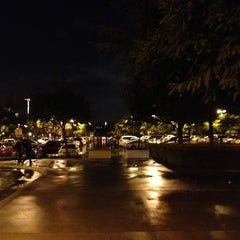 Photo taken at Downtown Disney Parking Lot by Josh F. on 2/9/2013