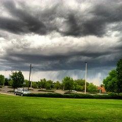 Photo taken at Greenbelt by Adriana V. on 5/26/2013