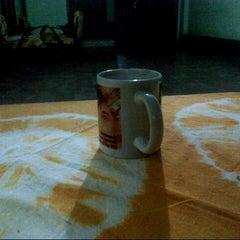 Photo taken at Teras [depan kamar] by Aan P. on 10/5/2012