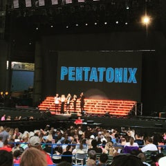 Photo taken at Toyota Amphitheatre by Jeremy N. on 8/22/2015