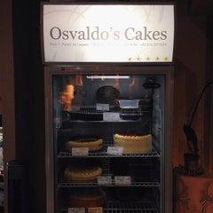 Photo taken at Osvaldo's Cakes by Jake V. on 5/25/2015
