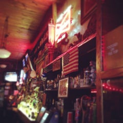 Photo taken at Manuel's Tavern by Thomas S. on 6/1/2013