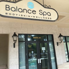 Photo taken at Balance Spa by Michelle B. on 9/26/2015