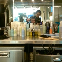 Photo taken at Douglas J Aveda Institute by Christi O. on 4/8/2013