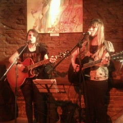 Photo taken at Bar Abierto by Daniela O. on 11/14/2012