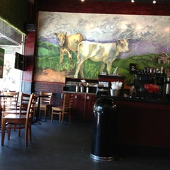 Photo taken at J.P. Licks Coolidge Corner by Mike B. on 6/1/2013