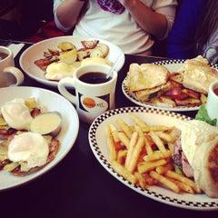 Photo taken at The Breakfast Club by Jon W. on 1/17/2013