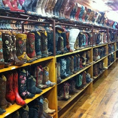 Photo taken at Allens Boots by Carrie R. on 10/12/2012