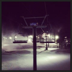 Photo taken at Gunstock Mountain Resort by Stephanie R. on 1/3/2013