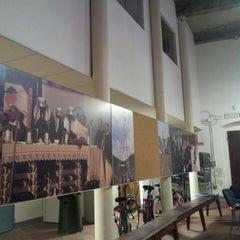Photo taken at Ostello Santa Monaca by Michele V. on 7/23/2013