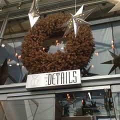 Photo taken at Details Cafe by Pepi T. on 12/27/2012