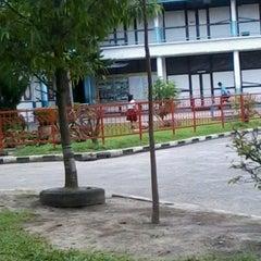 Photo taken at Perguruan Kristen Methodist 1 Medan by Dian S. on 2/7/2013