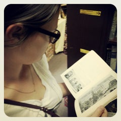 Photo taken at Riverby Books by Jonathan G. on 8/10/2013