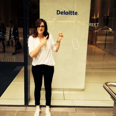 Photo taken at Deloitte by Judy A. on 11/22/2013