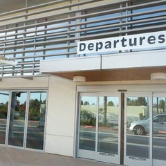 Photo taken at McClellan-Palomar Airport (CLD) by Rebecca S. on 10/17/2012