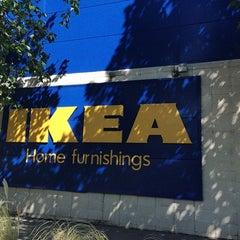 Photo taken at IKEA by Ian T. on 9/7/2013
