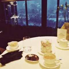 Photo taken at Galvin at Windows by Mariam A. on 3/12/2013