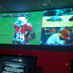 Photo taken at Race & Sports Book by Jim M. on 8/25/2013