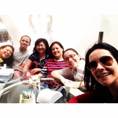 Photo taken at Mistura Fina Pizzas e Crepes by Sidnei d. on 10/3/2014