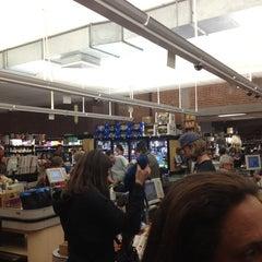Photo taken at Park Slope Food Coop by Leah K. on 4/8/2013