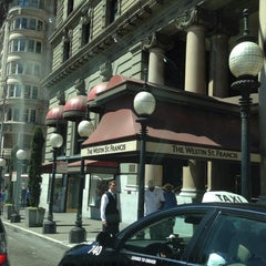 Photo taken at The Westin St. Francis San Francisco on Union Square by Stan R. on 6/29/2013