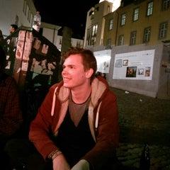 Photo taken at Augustinerplatz by leonard w. on 10/17/2014