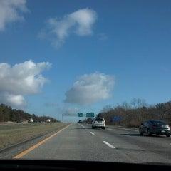 Photo taken at Long Island Expressway (LIE) (I-495) by Jodi J. on 11/22/2012