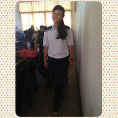 Photo taken at SMA Trimurti Surabaya by philiarista on 7/20/2014