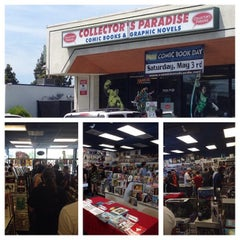 Photo taken at Collector's Paradise by Nate H. on 5/3/2014