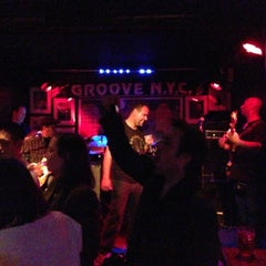 Photo taken at Groove NYC by Ğuillermo N. on 12/21/2012
