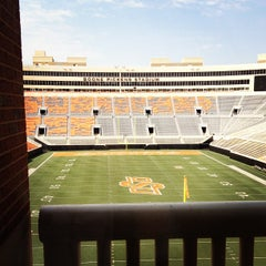 Photo taken at Boone Pickens Stadium by Michelle W. on 9/20/2012