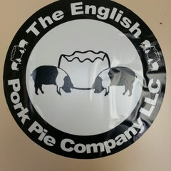 Photo taken at The English Pork Pie Company by David M. on 3/9/2013
