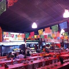 Photo taken at Mercado De Comidas San Camilito (Garibaldi) by Mark マーク N. on 5/27/2013