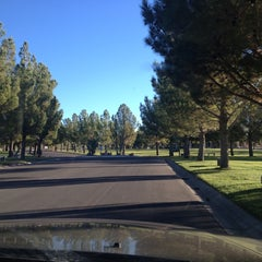 Photo taken at Southern Nevada Veterans Memorial Cemetery by Karen M. on 9/29/2013