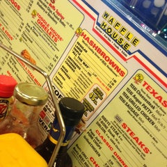 Photo taken at Waffle House by Nikki@ProjectSocialize on 6/15/2013
