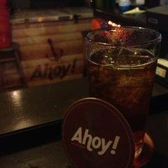 Photo taken at Ahoy! Tavern Club by Jeana C. on 6/9/2013
