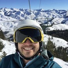 Photo taken at Bald Mountain by Mat R. on 1/28/2016