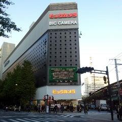 Photo taken at ビックカメラ 有楽町店 by mikku みっく on 11/18/2012
