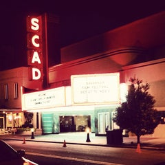 Photo taken at Trustees Theater by Ryan B. on 10/10/2012
