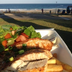 Photo taken at South Cronulla Beach by Paul A. on 12/29/2012
