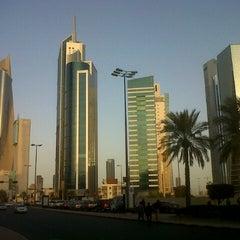 Photo taken at ديوان عبدالرزاق الخميس by Giulio S. on 2/10/2013