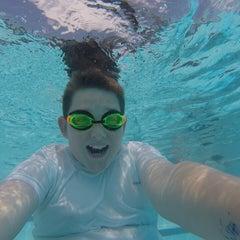 Photo taken at Lake Eva Aquatic Center (Water Park) by Katy W. on 5/11/2014