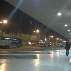 Photo taken at Terminal de Ómnibus de Rosario by Diego F. on 11/19/2012